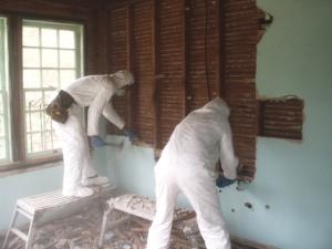 kuppersmith demolition white-suits
