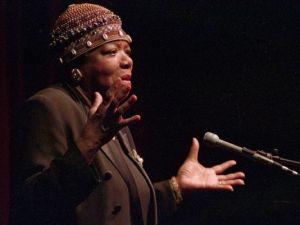 Maya Angelou for blog