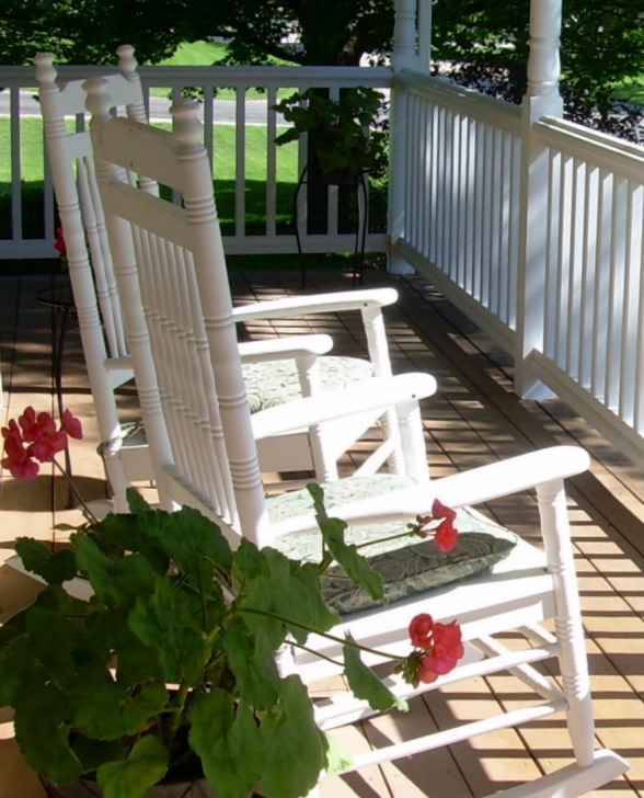 porch rockers, best for blog