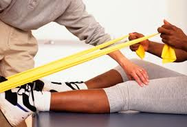 Physical therapy image of strengthening for blog