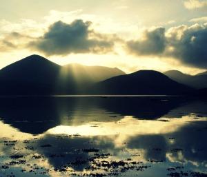 mountain reflection for blog, edited final Scotland