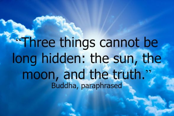 sun-clouds, quote for blog